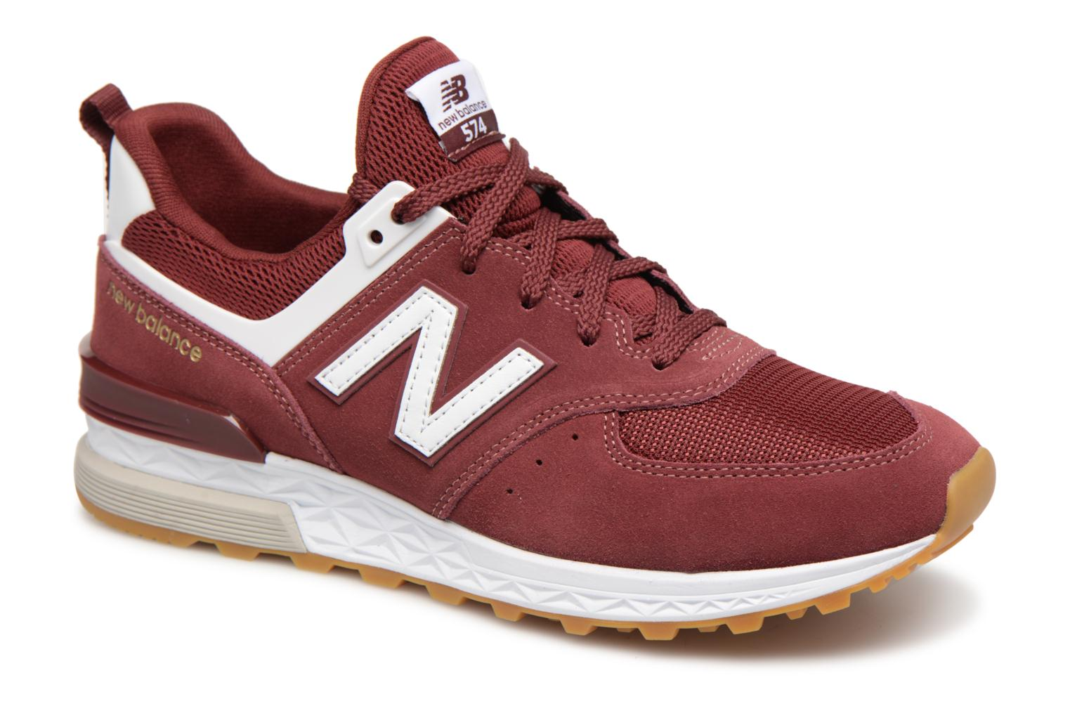 Sneakers New Balance Bordeaux