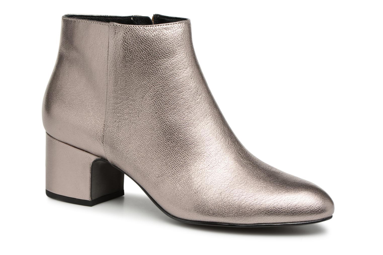 Boots en enkellaarsjes What For Zilver