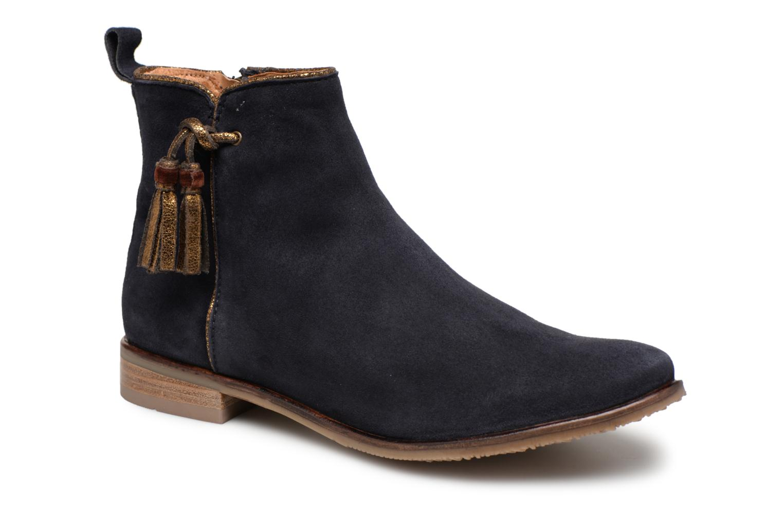 Boots en enkellaarsjes Adolie Blauw