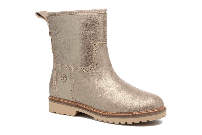 Boots en enkellaarsjes Timberland Goud en brons