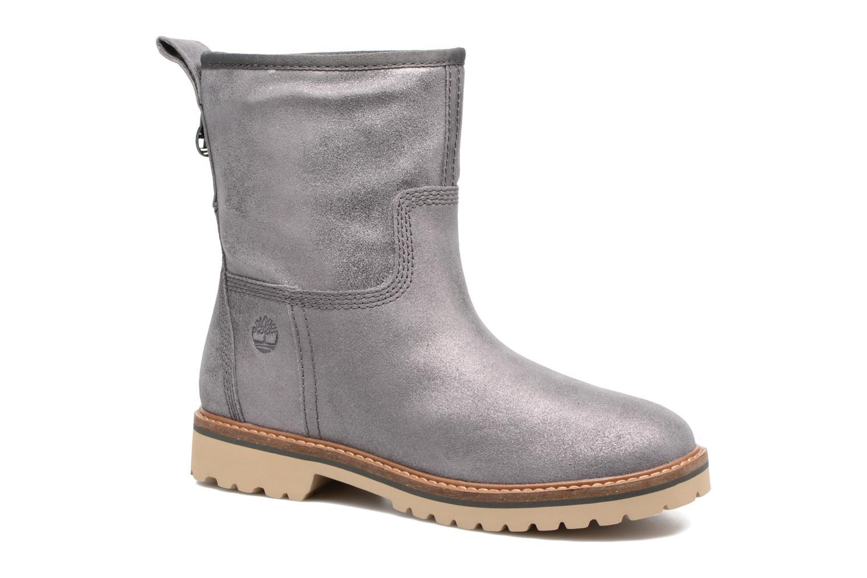 Boots en enkellaarsjes Timberland Zilver