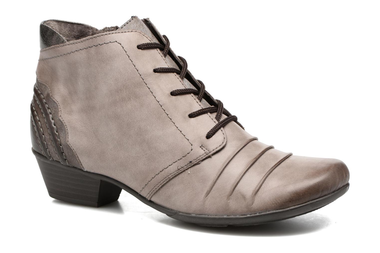 Boots en enkellaarsjes Remonte Grijs