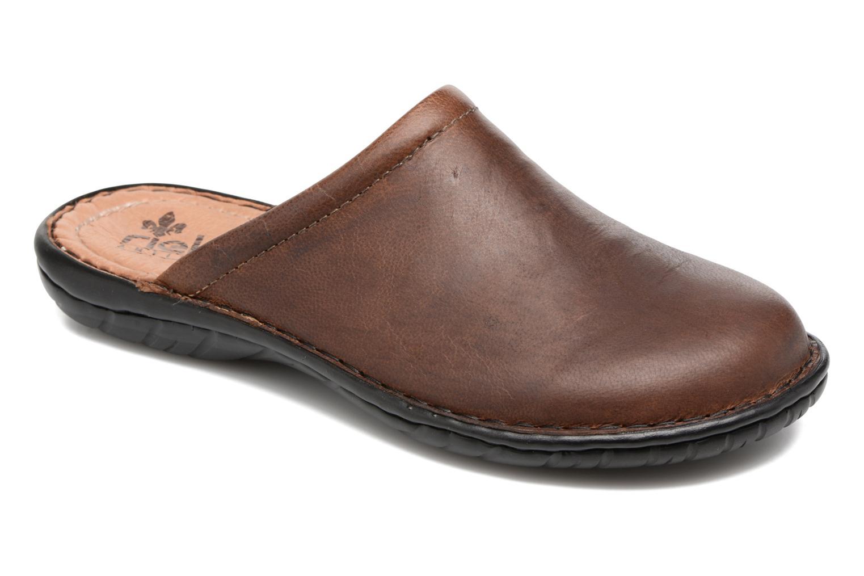 Pantoffels Rieker Bruin