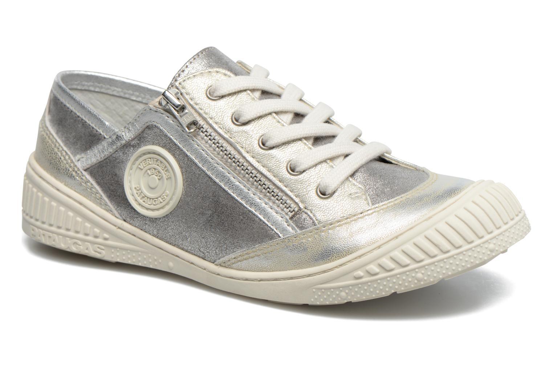 Sneakers Pataugas Zilver