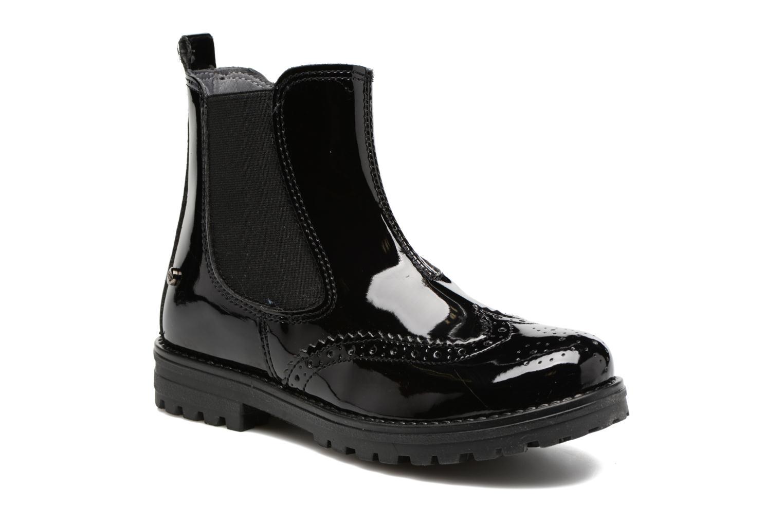 Boots en enkellaarsjes Melania Zwart