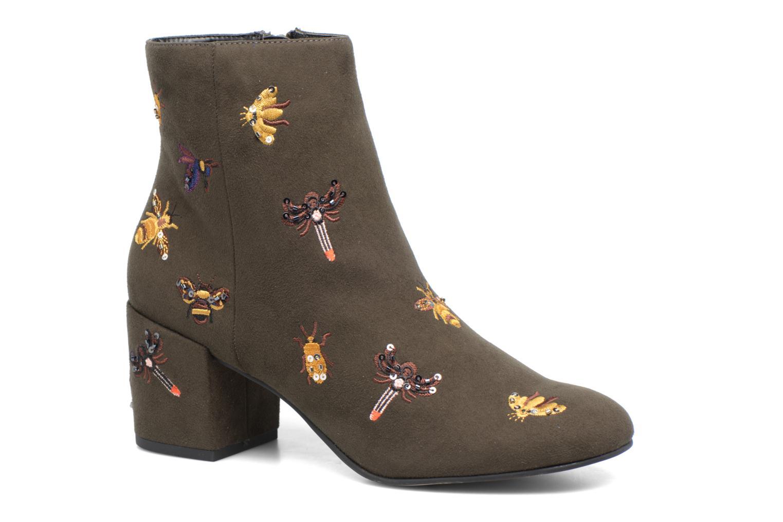 Boots en enkellaarsjes Steve Madden Groen