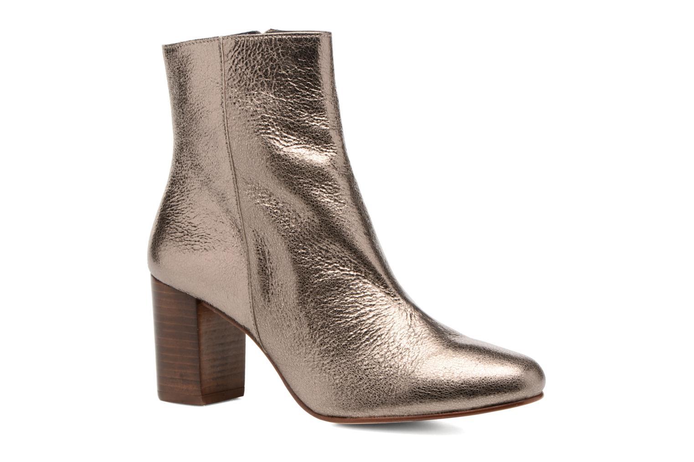 Boots en enkellaarsjes Anaki Goud en brons