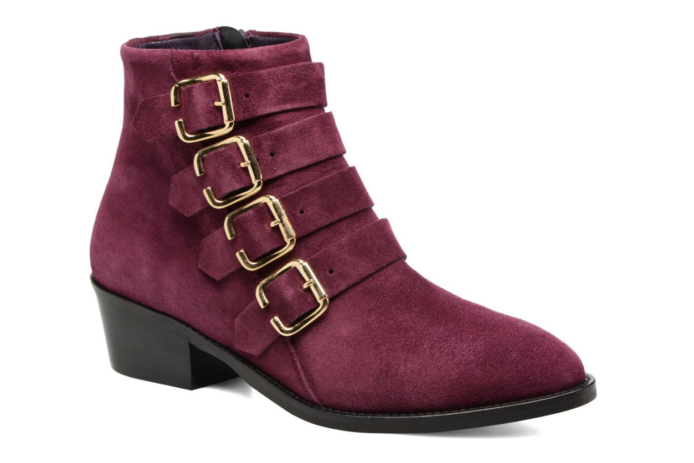 Boots en enkellaarsjes Anaki Paars