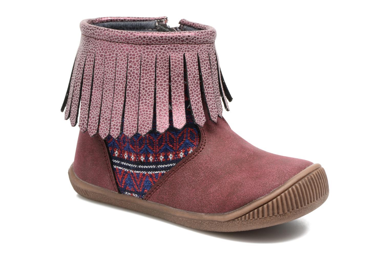 Boots en enkellaarsjes NA! Bordeaux