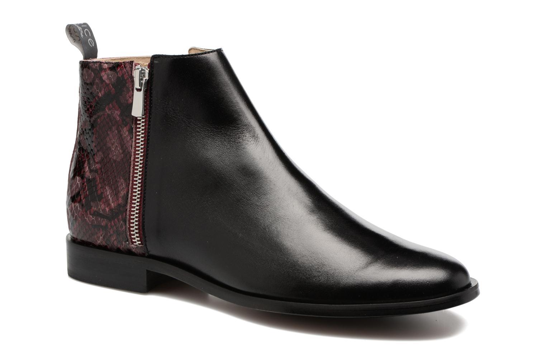 Boots en enkellaarsjes MAURICE manufacture Zwart