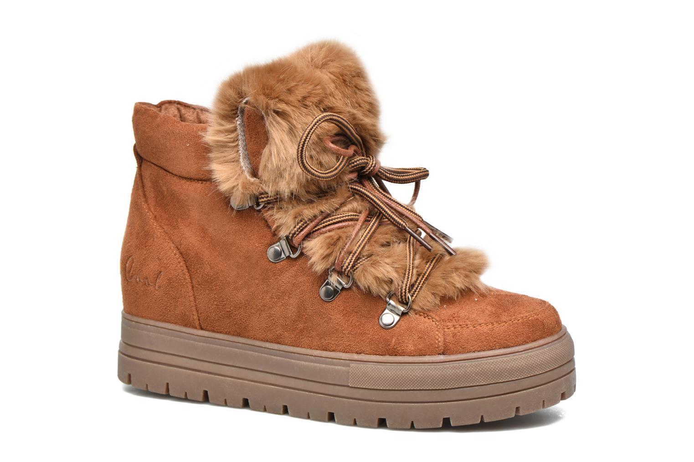 Boots en enkellaarsjes Coolway Bruin