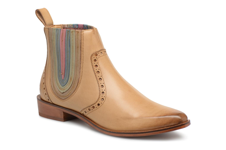 Boots en enkellaarsjes Melvin & Hamilton Beige