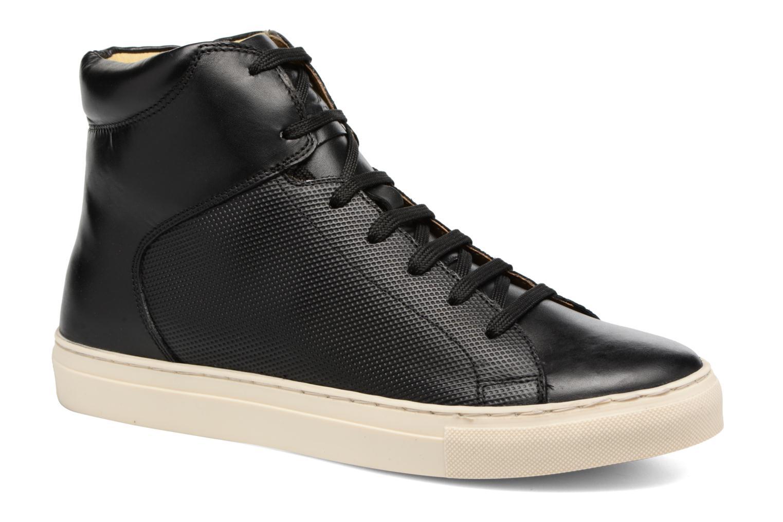 Sneakers Base London Zwart