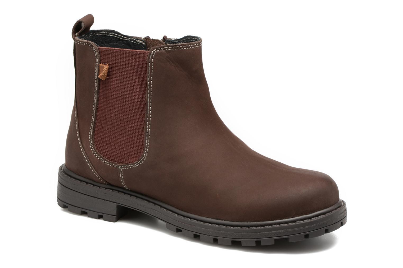 Boots en enkellaarsjes Gioseppo Bruin