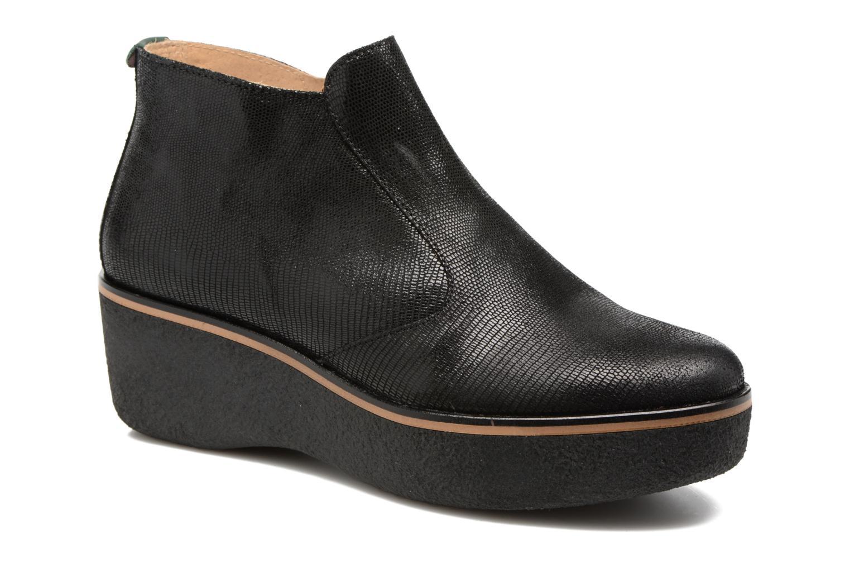 PRINCE - Stiefeletten & Boots für Damen / schwarz