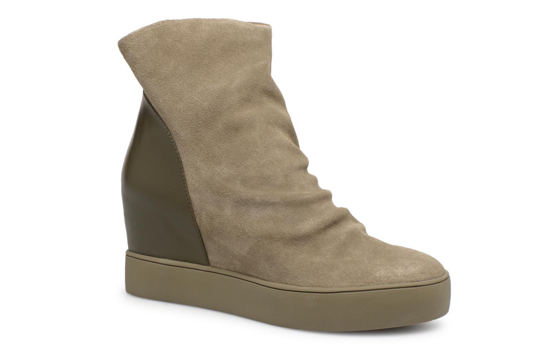 Boots en enkellaarsjes Shoe the bear Groen