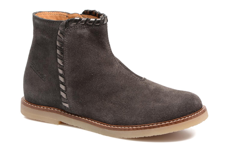 Boots en enkellaarsjes Pom d Api Grijs