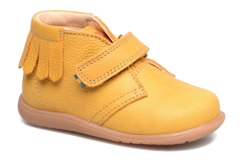 Boots en enkellaarsjes Kavat Geel