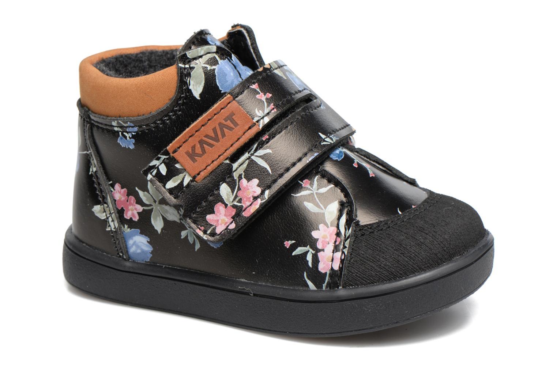 Boots en enkellaarsjes Kavat Zwart
