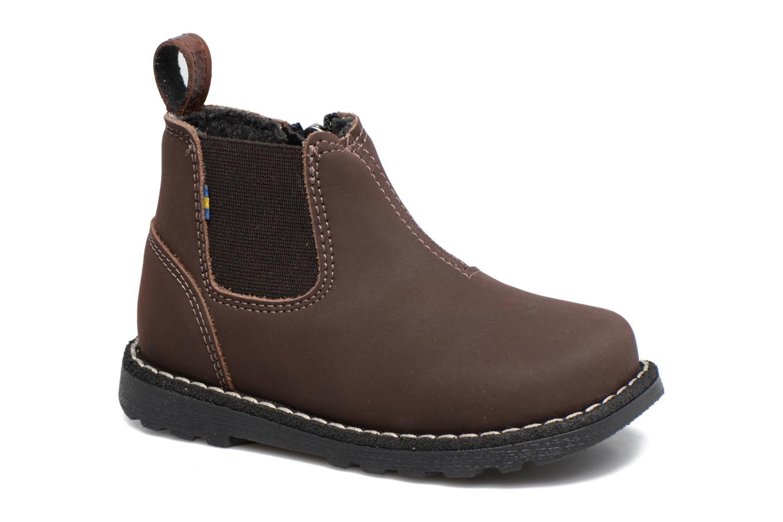 Boots en enkellaarsjes Kavat Bruin