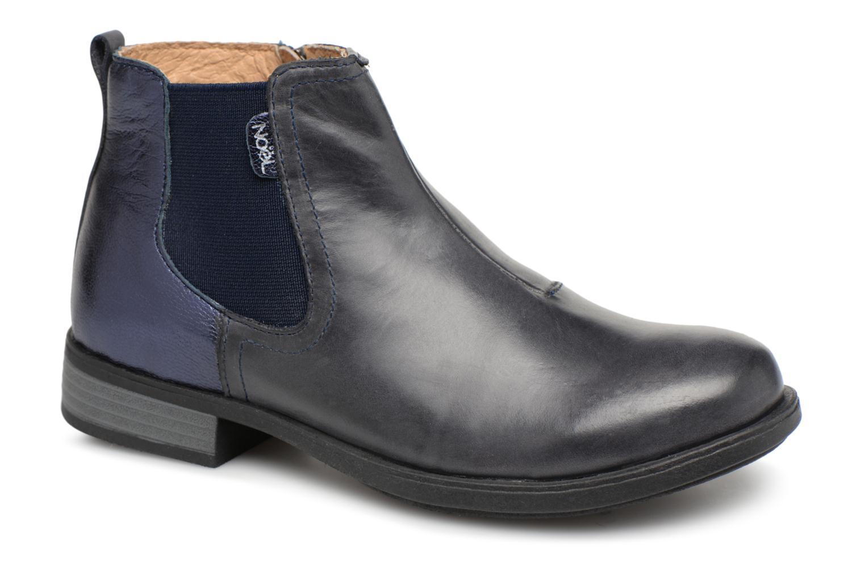 Boots en enkellaarsjes Noël Blauw