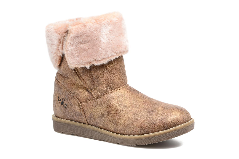 Boots en enkellaarsjes Mod8 Goud en brons