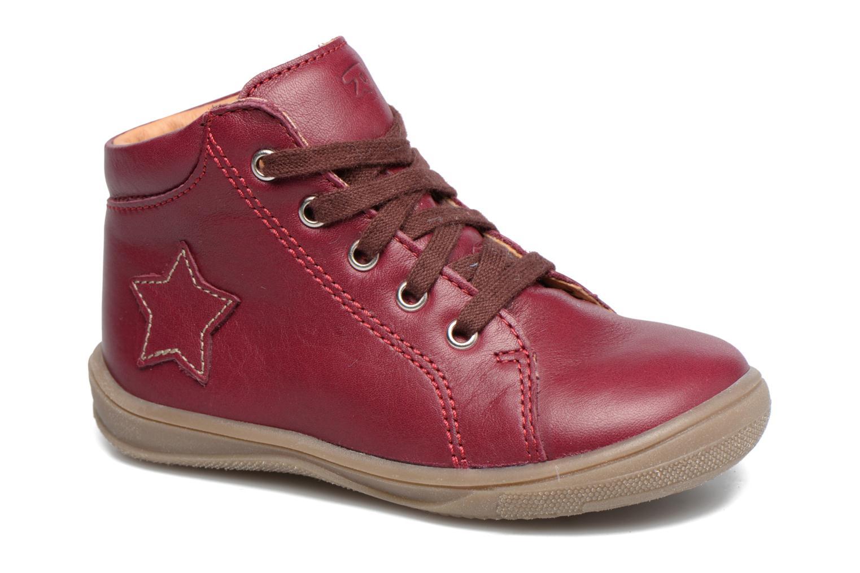 Boots en enkellaarsjes Richter Bordeaux