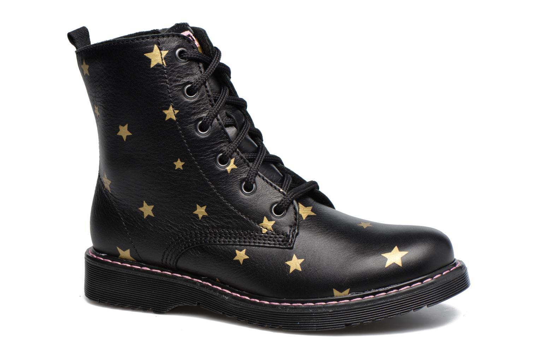 Boots en enkellaarsjes Richter Zwart