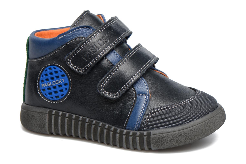 Schoenen met klitteband Pablosky Blauw