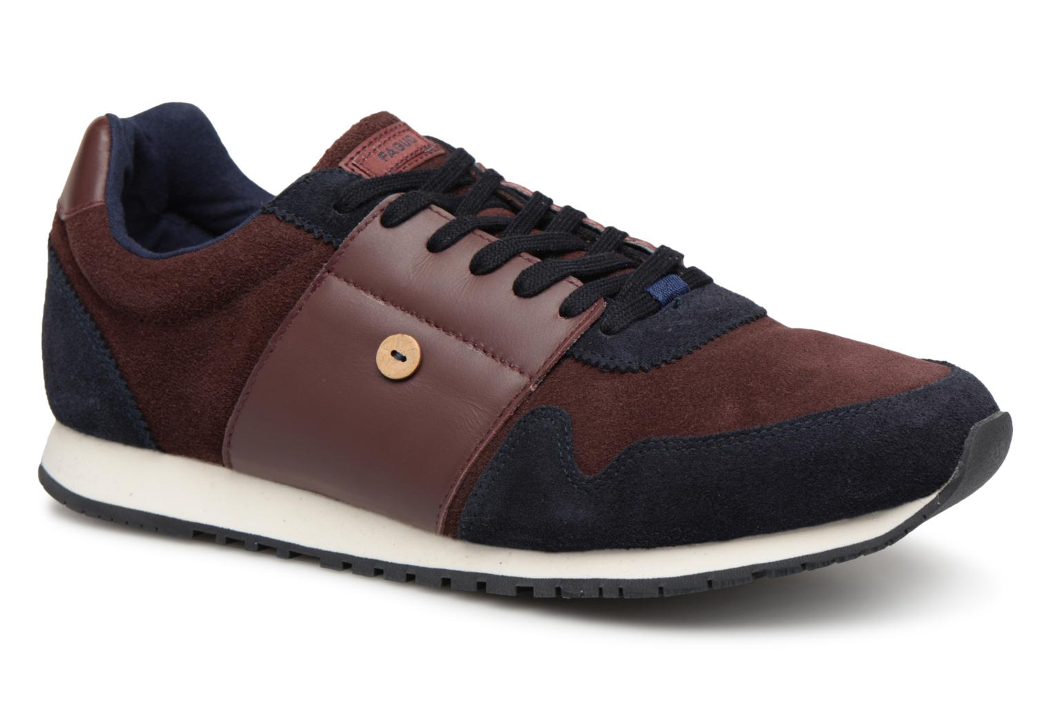 Sneakers Faguo Bordeaux