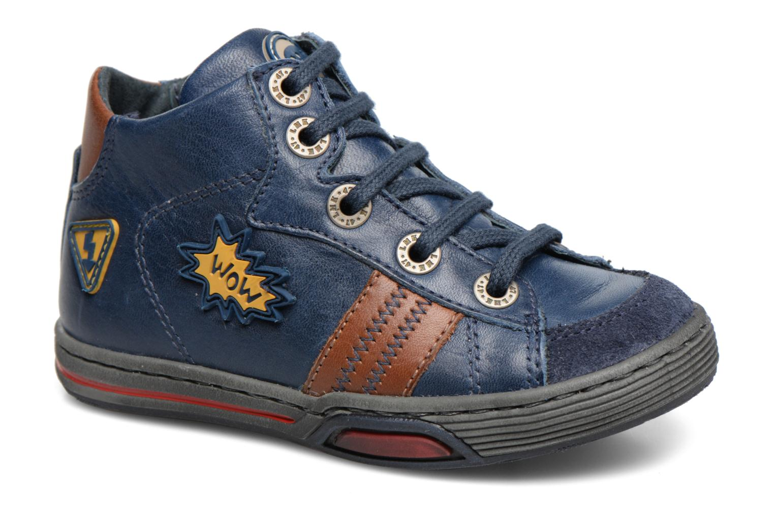 Sneakers Little Mary Blauw