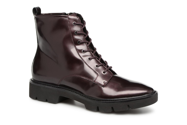 Boots en enkellaarsjes Geox Bordeaux