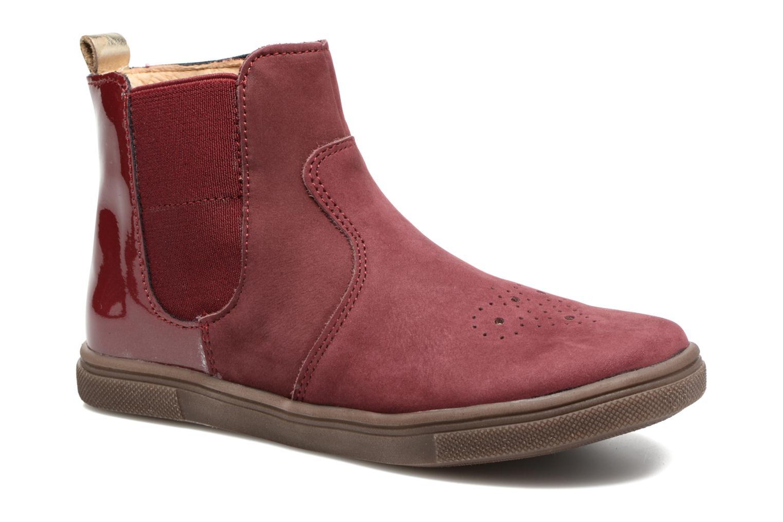 Boots en enkellaarsjes Babybotte Rood