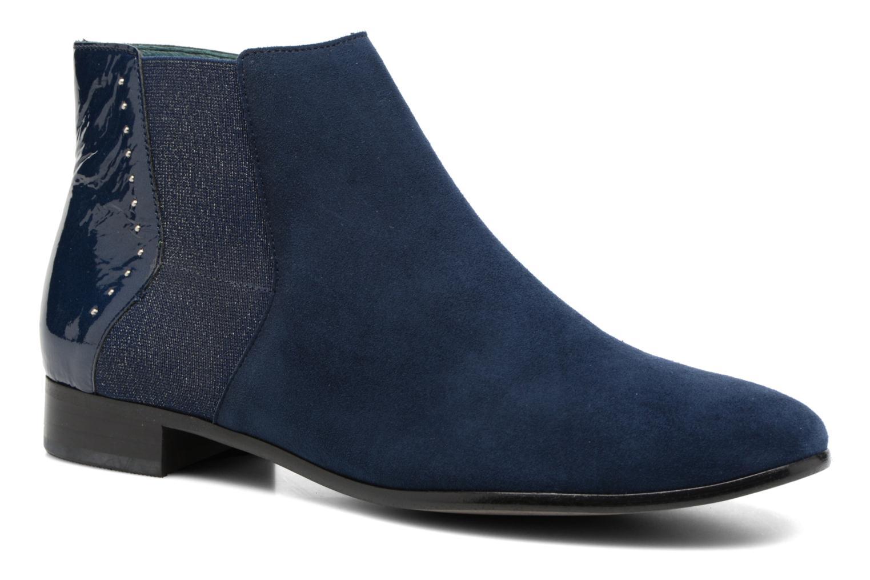 Boots en enkellaarsjes Karston Blauw