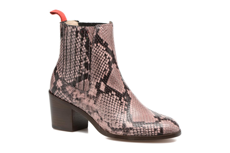 Boots en enkellaarsjes Paul Smith Roze