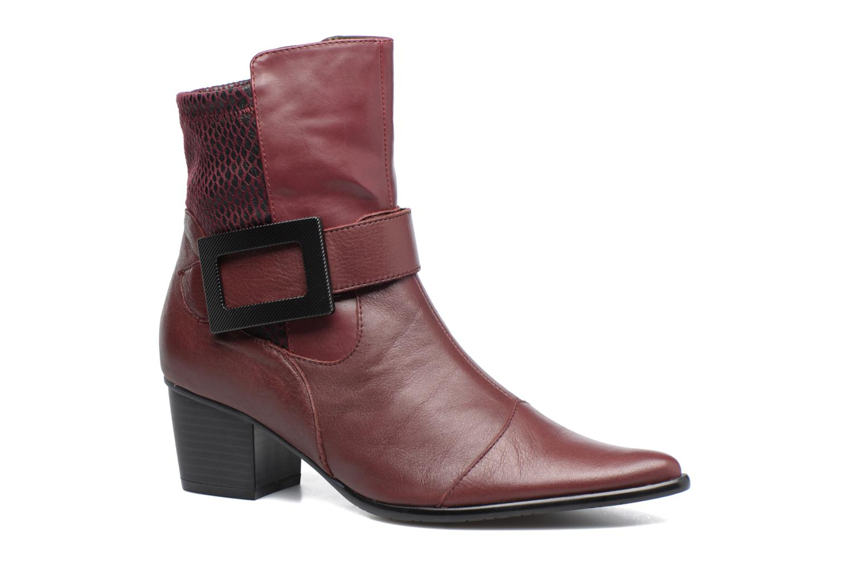 Boots en enkellaarsjes Madison Bordeaux