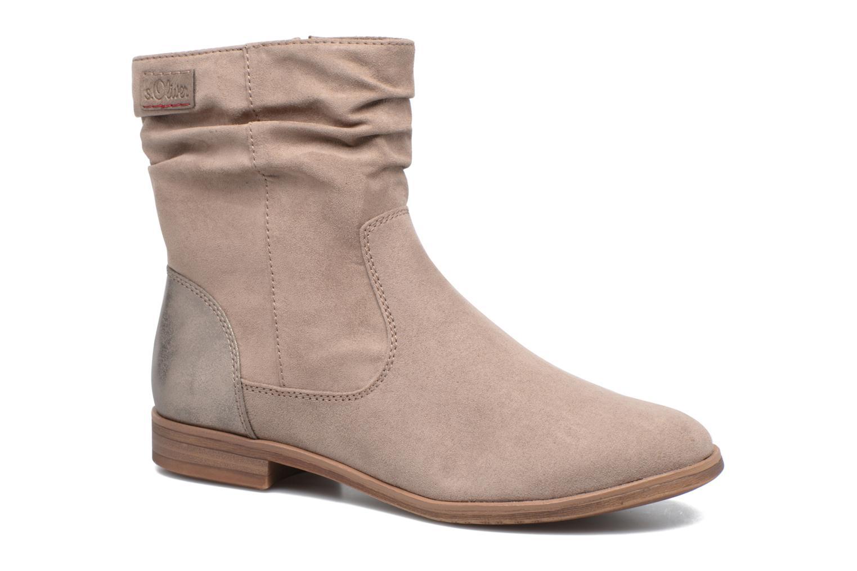Boots en enkellaarsjes S.Oliver Beige