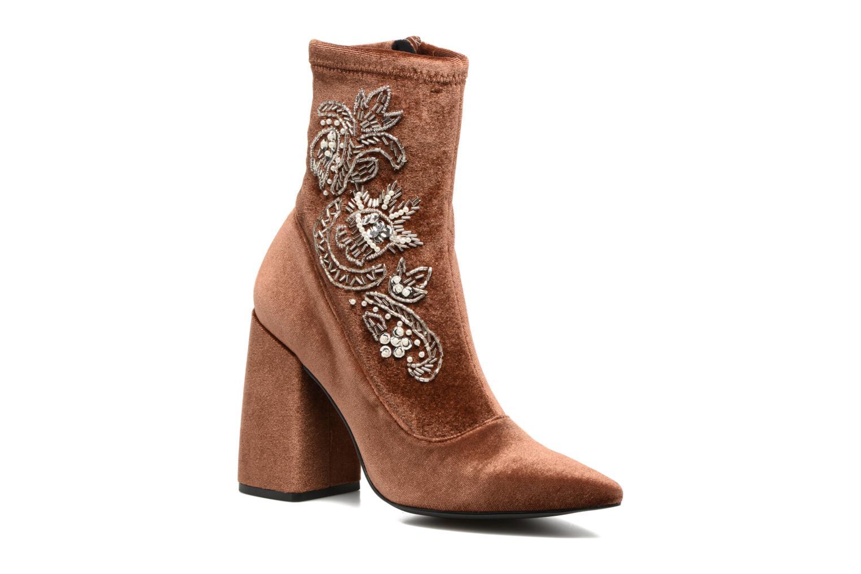 Boots en enkellaarsjes SENSO Bruin