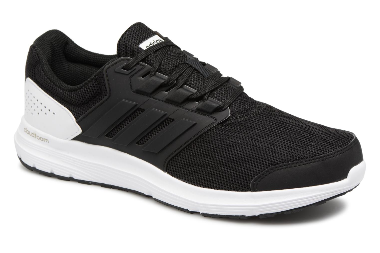 adidas Duramo 6 hombre zapatillas de deporte corrientes / zapatos-Black-40.5 M5GXmh