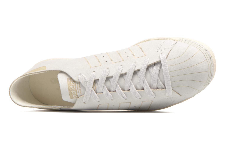 Adidas Superstar 80s Decon Scarpe da Fitness Uomo Bianco Ftwblamarron (d4x)