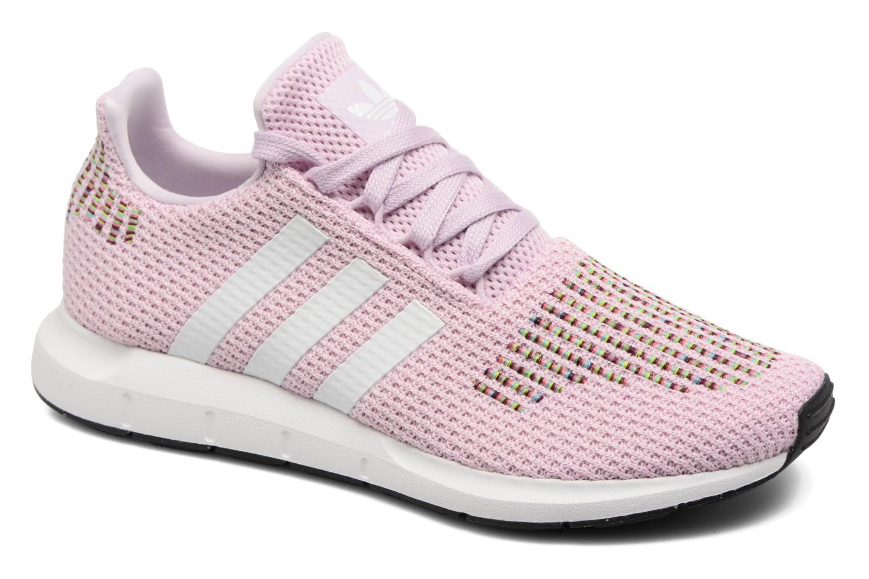 Adidas Swift Run PK W, Zapatillas de Running para Mujer, Rosa (Icey Pink/Icey Pink/Icey Pink), 42 EU