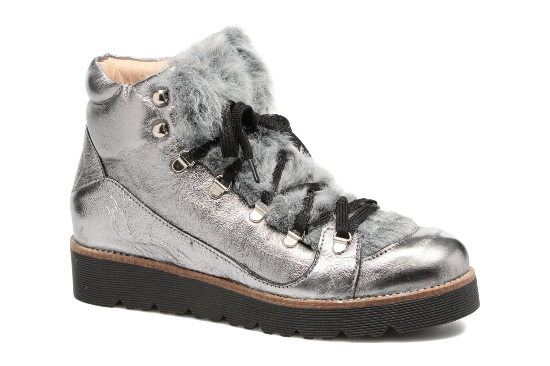 Boots en enkellaarsjes Yep Zilver