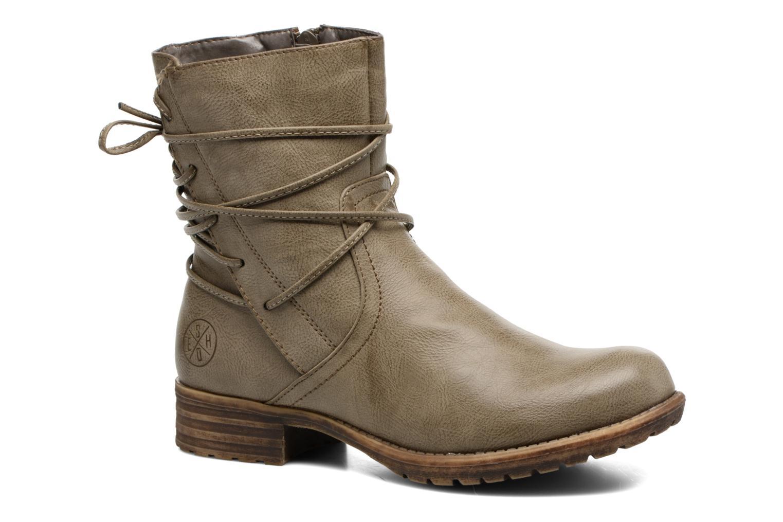 Boots en enkellaarsjes Bullboxer Beige