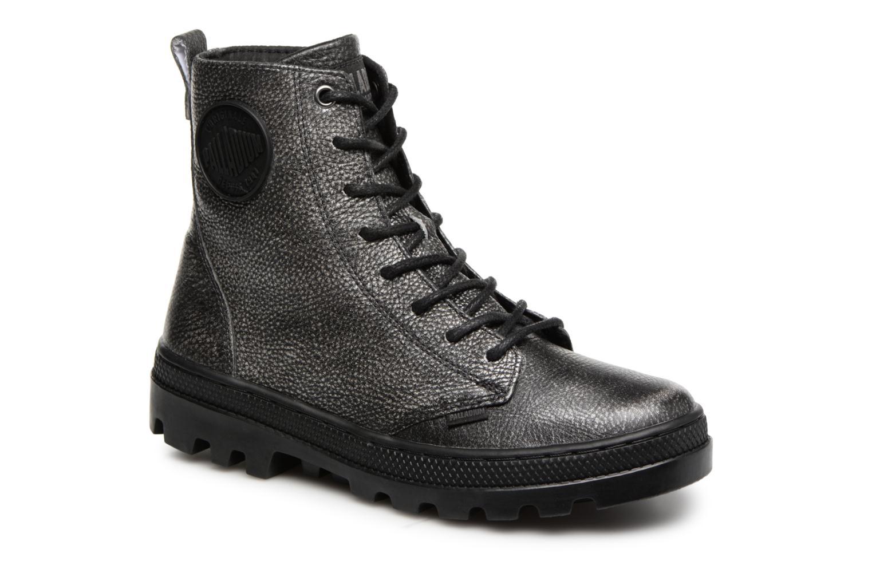 Boots en enkellaarsjes Palladium Zwart