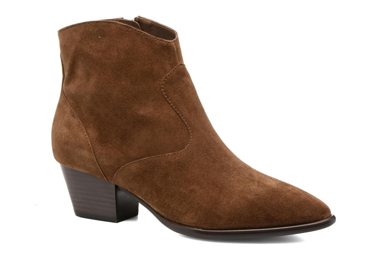 Boots en enkellaarsjes Ash Bruin