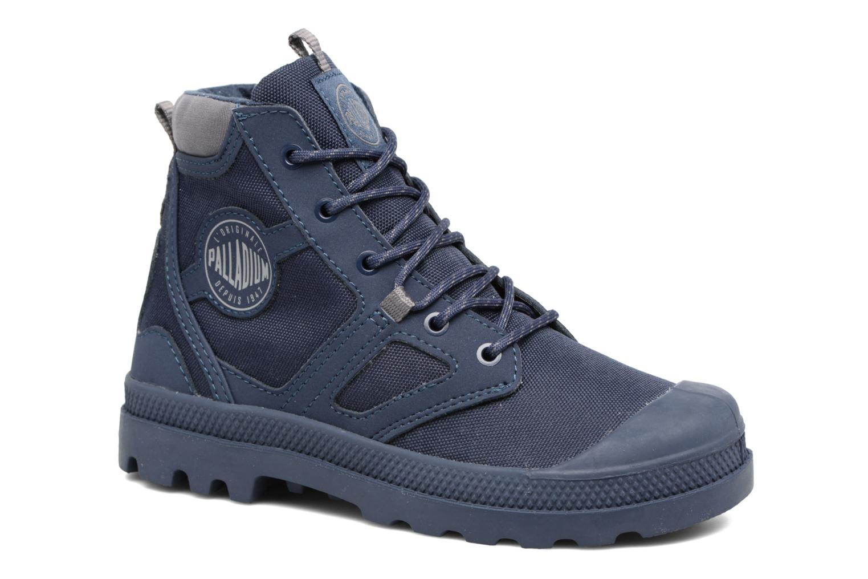 Boots en enkellaarsjes Palladium Blauw