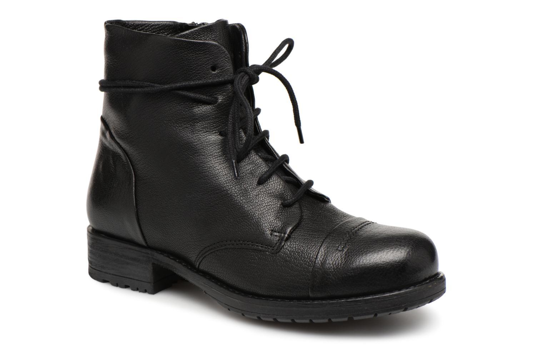 Boots en enkellaarsjes Clarks Zwart
