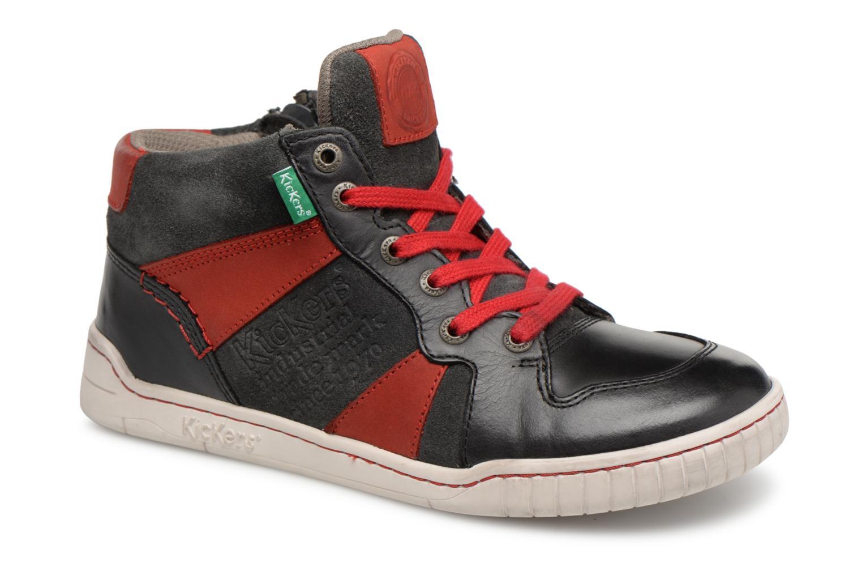 Sneakers Kickers Rood