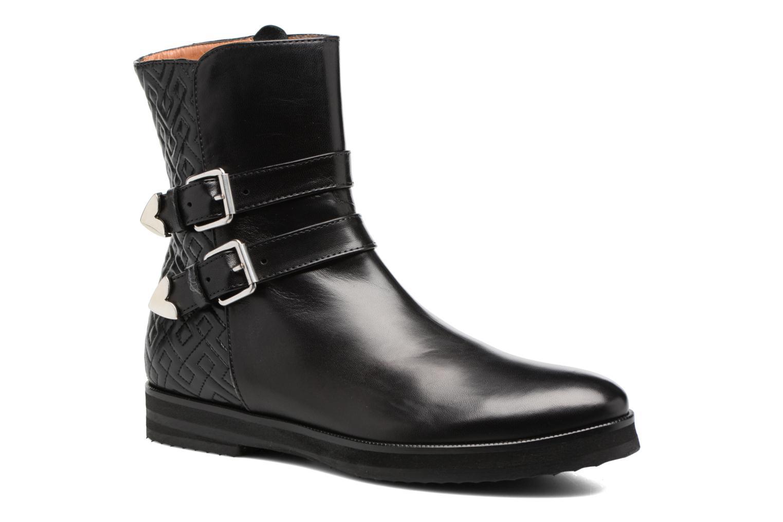 Boots en enkellaarsjes Heyraud Zwart