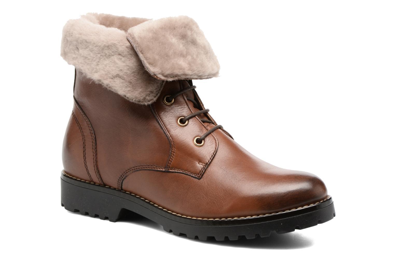 Boots en enkellaarsjes Heyraud Bruin